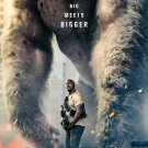 """Rampage Movie Poster 35"""" Poster"""