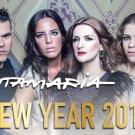 "2018 New Year Santamaria 47"" Poster"
