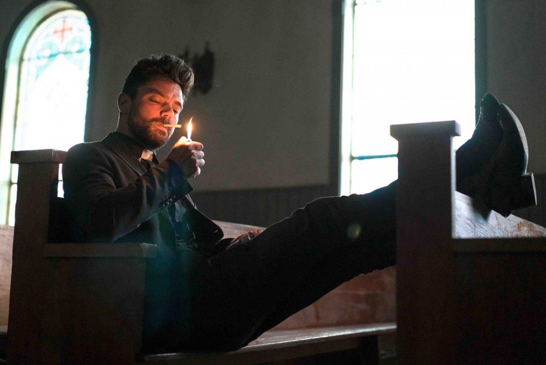 "Preacher amc Dominic Cooper 35"" Poster"