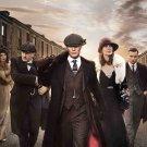 "Peaky Blinders Series 4 All Roles 42"" Poster"