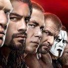 "WWE Wrestlemania 37"" Poster"