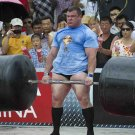 """The Worlds Strongest Man 39"""" Poster"""