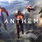 "Upcoming Action Game Anthem 42"" Poster"