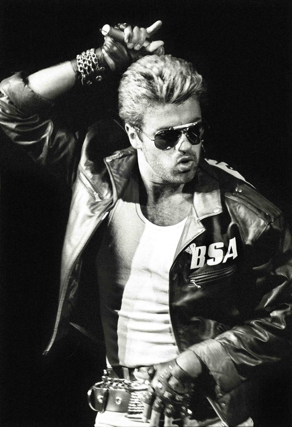 """What George Michael Taught Me 34"""" Poster"""