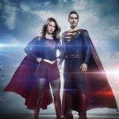 "News Supergirl Melissa 29"" Poster"