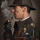 "Sherlock Cast 35"" Poster"