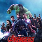 """avengers 4 The End Game Movie 33"""" Poster"""