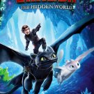 train your dragon Cartoon Movie poster 35""