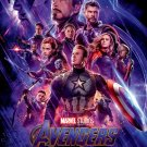 Avengers End Game Movie poster 35""