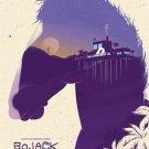 """BOJACK HORSEMAN 34"""" POSTER"""