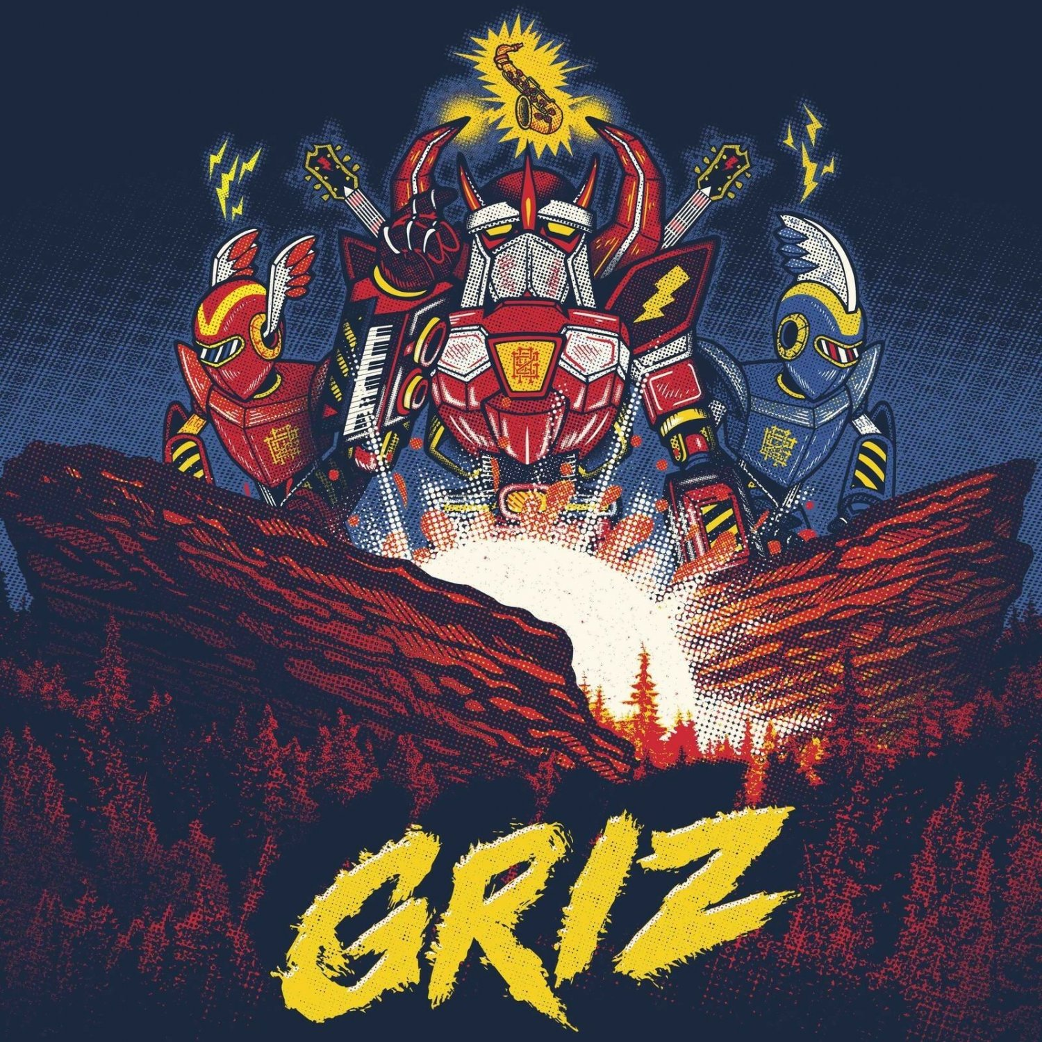 Griz SECOND SHOW ADDED 24� Poster