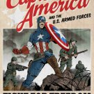 "Captain America Comic Book 35"" Poster"