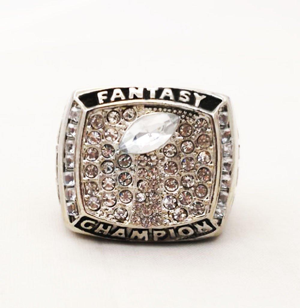 2018 Fantasy Football Championship Ring Trophy Winner  New