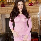 "TAYLOR VIXEN-WATCH ME Pink Dress 35"" Poster"