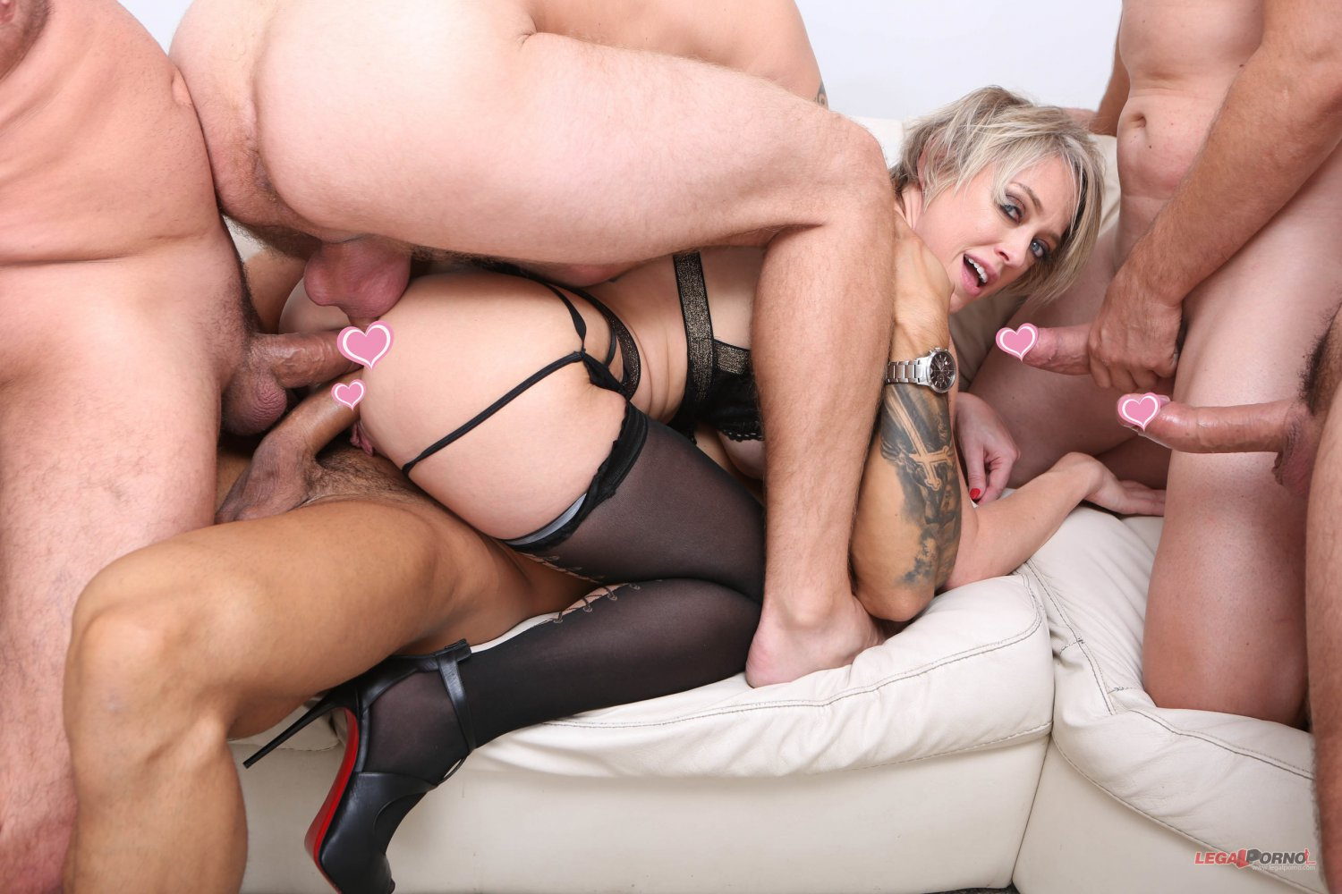 """Dee WilliamsDouble Anal 35"""" Poster"""