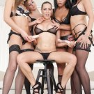 "Five Girl Strap On Orgy 35"" Poster"