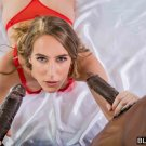 "Cadence Lux BLACKED Blowjob 35"" Poster"