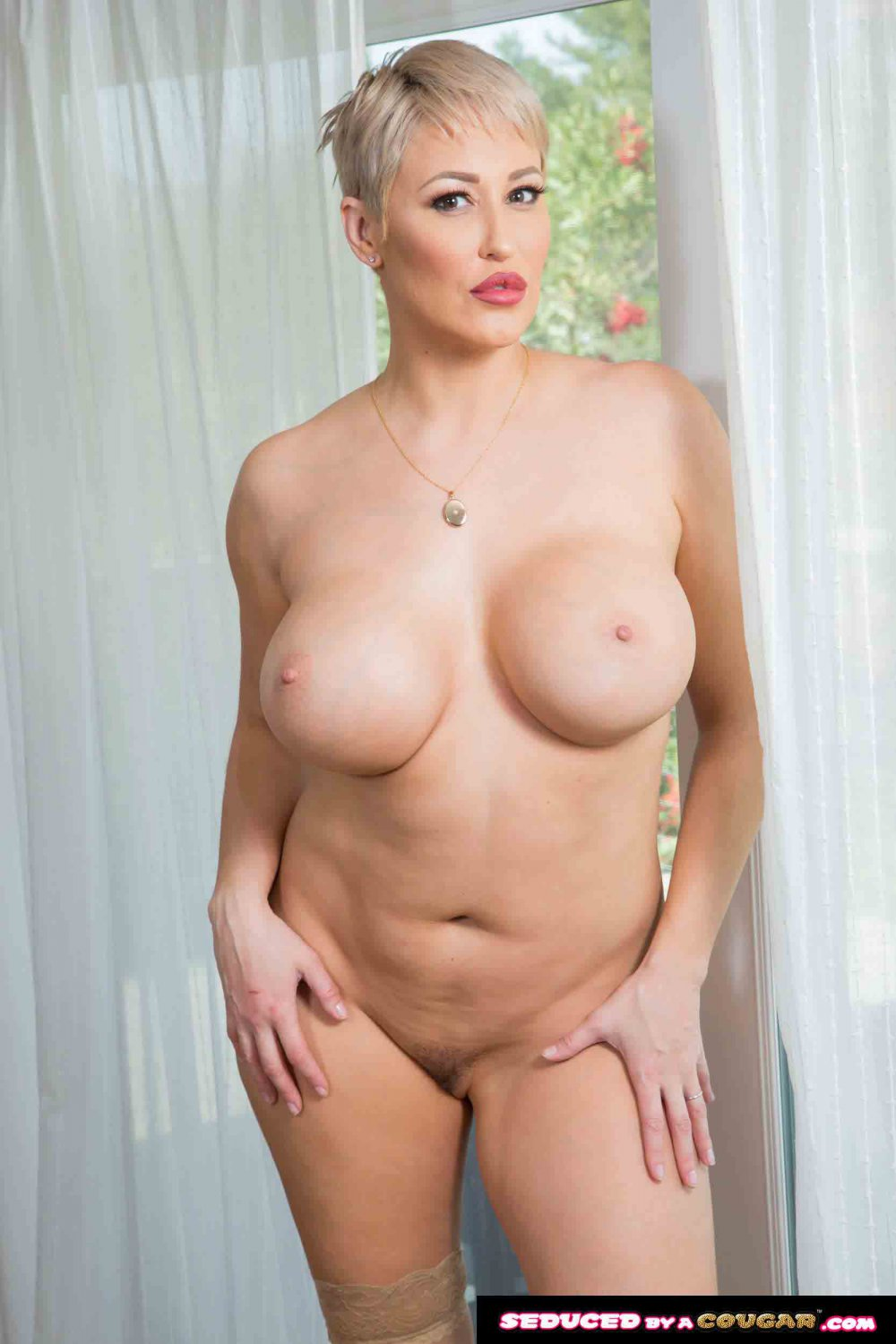 """Ryan Keely - Dirty Cougar Nude 35"""" Poster"""
