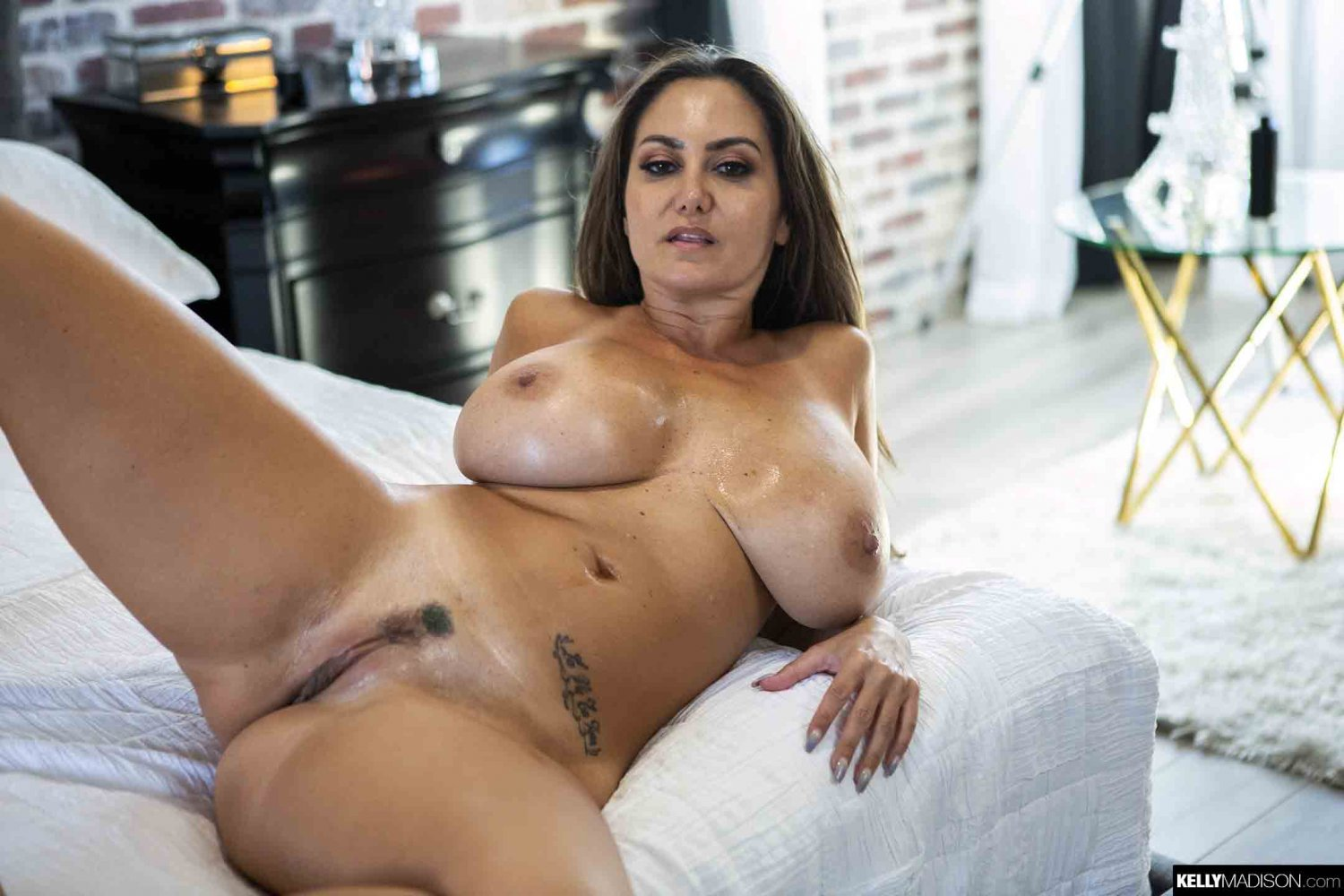 """Ava Addams The Hard Sell solo Nude 35"""" Poster"""