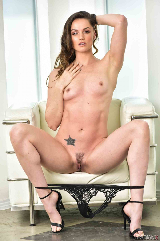 "Sexy Lesbians Tori Black & Lana Rhoades Love To Get Naughty Nude 35"" Poster"