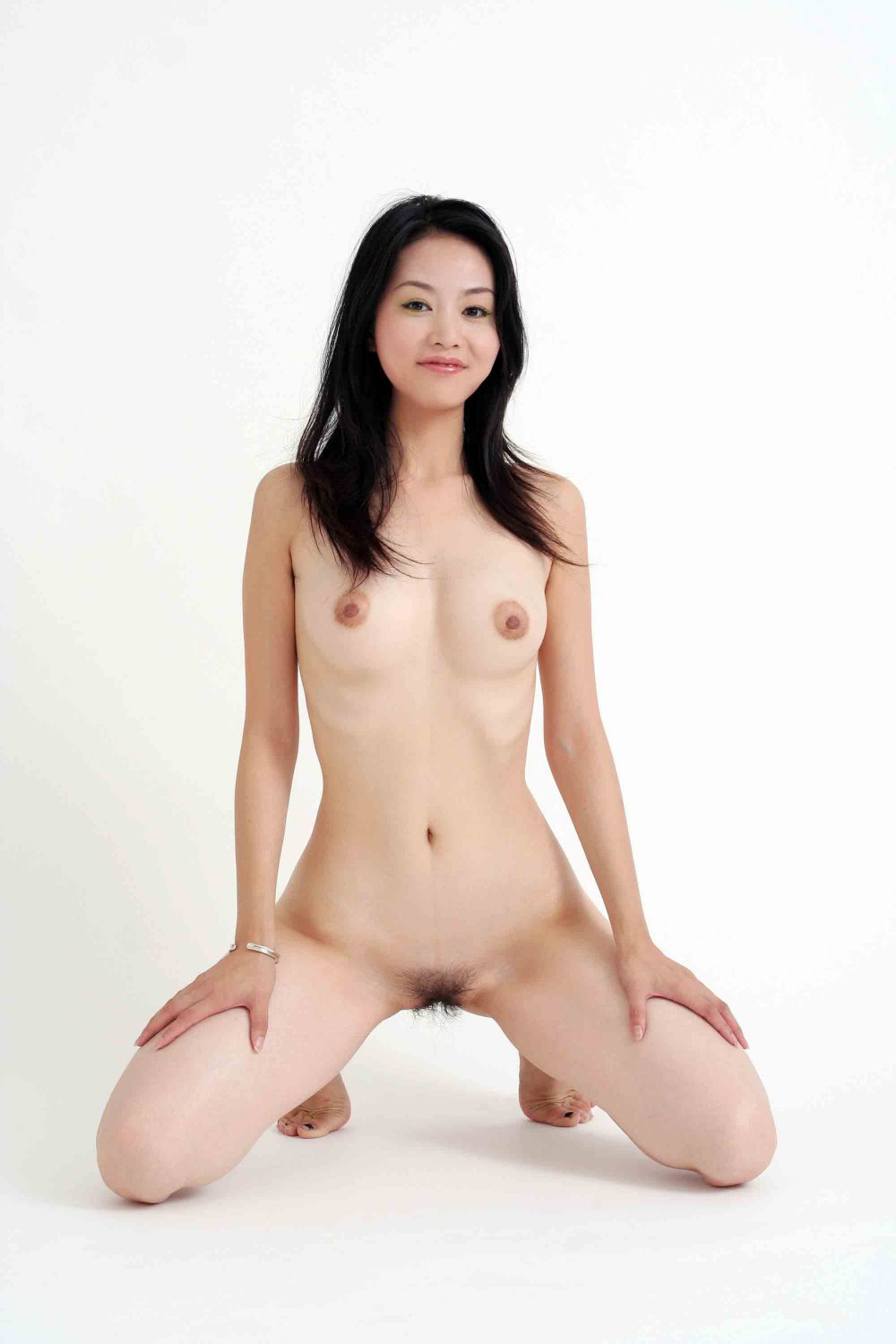 """Chinese Beauties - Tang F - Pure White 35"""" Poster"""