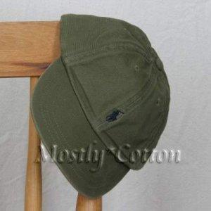 Polo Ralph Lauren TODDLER Boys Baseball Cap Hat OLIVE GREEN ... 7235eb58cf8
