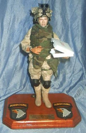 US 101ST DIV SOLDIER