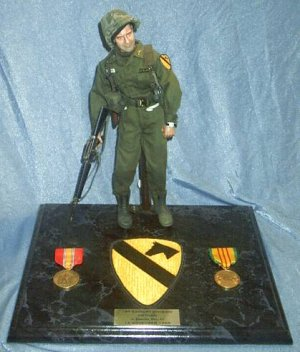 US ARMY SOLDIER 1 CAVALRY