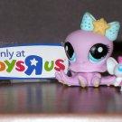 NEW Littlest Pet Shop Lilac Octopus 1385 Toys R Us 2010