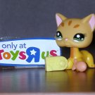 NEW Littlest Pet Shop Tiger Cat Toys R Us #1377