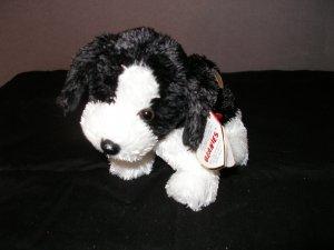 Ty Beanie Babies BBOM Riggins Dog September 2007 HTF!!
