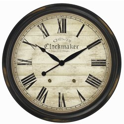 Distressed Case Chester Clockmaker
