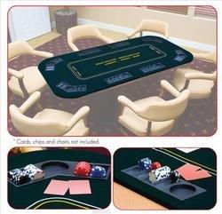 HOLD 'EM TABLE - 4 FOLD Rectangular Table