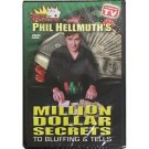 DVD - Phil Hellmuth's Million $$ Secrets To Bluffing & Tells