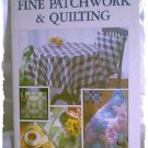 Ondori Fine Patchwork & Quilting Softcover Book by Ondorisha Publishers