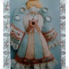 Mirror Embroidery Kit ~ Shsha Angel Ornament