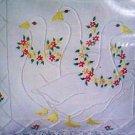 Geese Pillow Crewel Kit