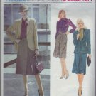 Vogue #2550 Joseph Picone Suit Pattern sz 12