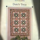 Quilt Pattern ~ Dutch Treat