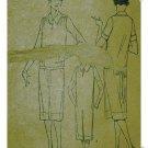 Pictorial Review #3153 Drop Waist Dress