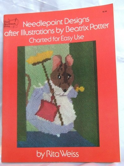 Beatrix Potter Needlepoint Designs Book