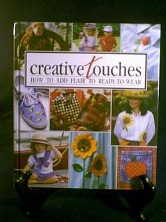 Creative Touches Book - Add Flair