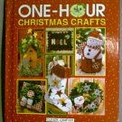 One Hour Christmas Crafts Hardback Book