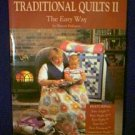 Traditional Quilts II Book by Sharon Hultgren