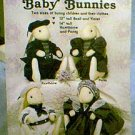 Gooseberry Hill Victorian Baby Bunnies Pattern Booklet