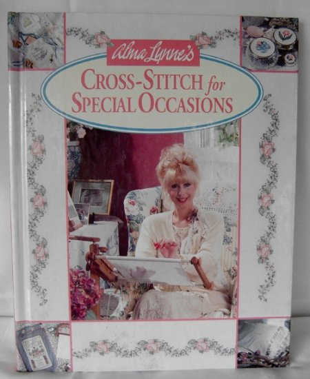 Alma Lynns Cross Stitch For Special Occassion