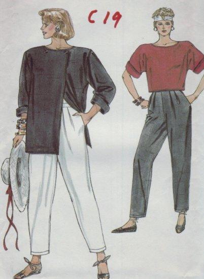 Vogue #8957 Jacket Pants & Top Sz 8