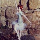 Hillyhock Acres Pattern - Posable Ballerina Soft Sculptured Doll