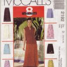 McCalls 2192Womans Skirt Sz 12-14-16
