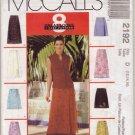 McCalls 2192Womans Skirt Sz 12-14-16